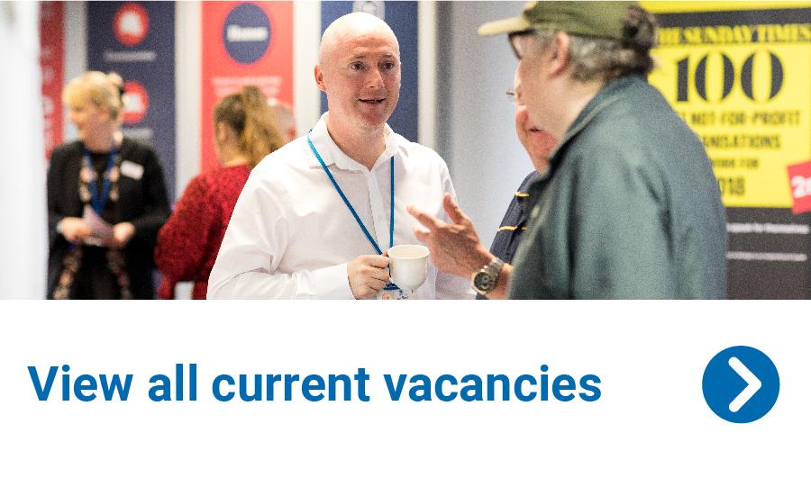 View all current vacancies
